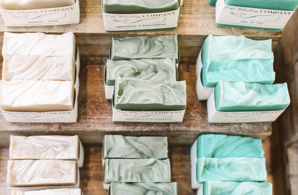 Bar soap - stop single use plastic