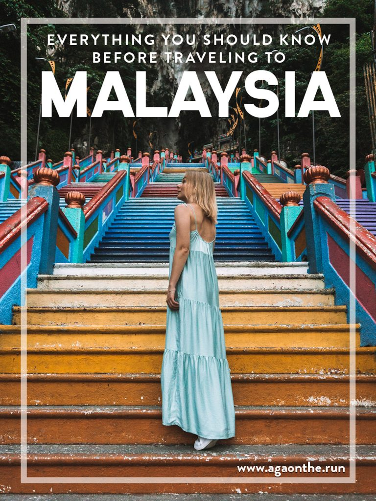 Travelling to Malaysia - Pinterest