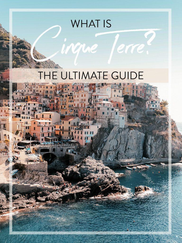 Cinque Terre guide - Pinterest