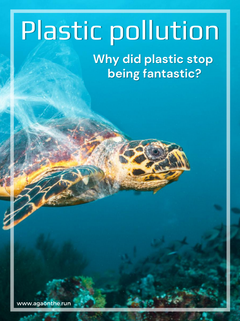 Plastic pollution - why did plastic stop being fantastic