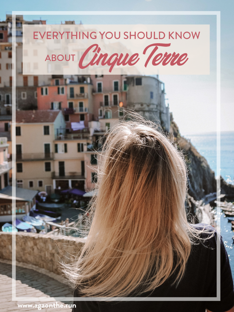 Everything about Cinque Terre, Italy